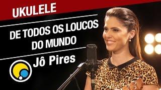 Baixar De Todos Os Loucos do Mundo - Clarice Falcão (Cover) Jô Pires - Música e Moda