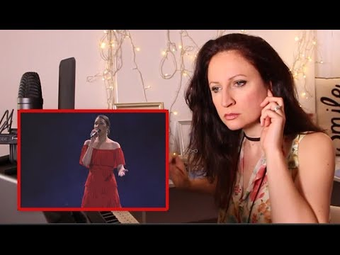 Vocal Coach REACTS to LOREN ALLRED-NEVER...