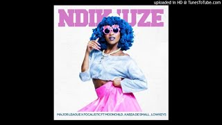 Major League x Focalistic- Ndik'Uze Ft. Kabza De Small, Moonchild & Lowkeys (NdikUze amapiano)