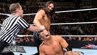 Zack Ryder vs. Adam Rose: WWE Superstars,  March 13, 2015