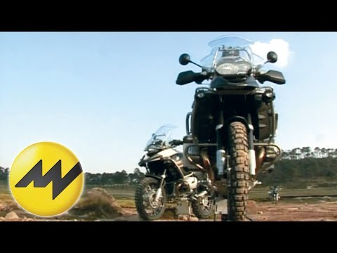 Test BMW R 1200 GS Adventure Was kann BMWs Boxer-Allrounder