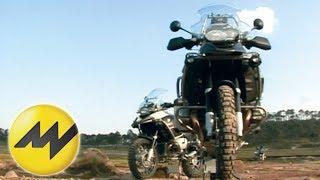 Test BMW R 1200 GS Adventure Was kann BMWs Boxer-Allrounder