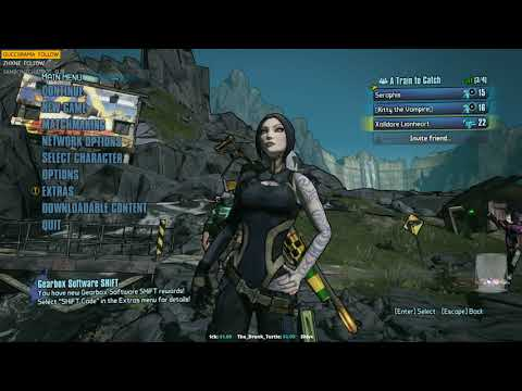 Borderlands 2 | [PC] Playing missions with chat. ( ¬‿¬)