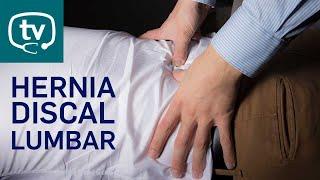 Hernia discal lumbar, ¿qué debes saber?
