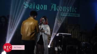 [Bic TV] Anh Vẫn Thấy - Trọng Hiếu - phiên bản Tiếng Anh Live | Mini Concert