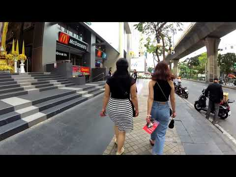 Bangkok Walking#22 Silom Road