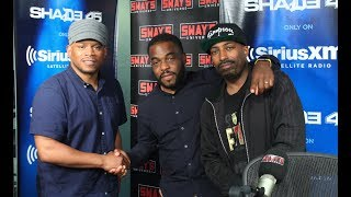 """Sway, DJ Wonder, Rich Nice and Wes Jackson Dissect JAY-Z's """"4:44"""" Track on Sway in the Morning"""