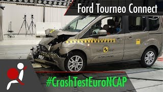 Ford Tourneo Connect - Ford Transit Connect - 2018 - Crash Test Euro NCAP