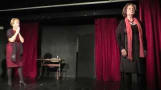 Le malentendu (Albert Camus) Acte III Scène 3.