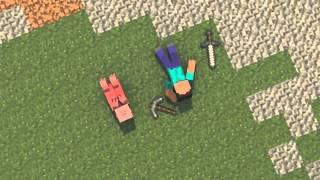 самый лучший мульт про Minecraft