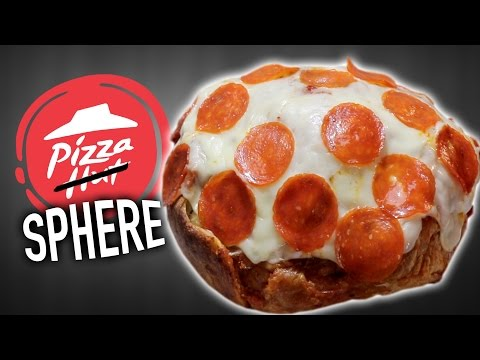DIY PIZZA SPHERE