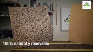 Materiales ecológicos para aislar la casa (Leroy Merlin)