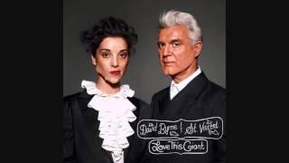 David Byrne & St.Vincent - Ice Age