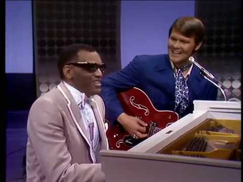 Glen Campbell & Ray Charles - Good Times Again (2007) - Cryin' Time (9 April 1969)
