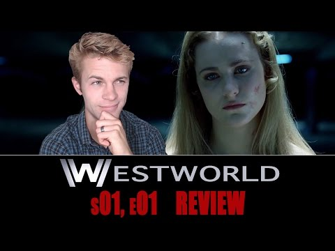 Westworld Season 1, Episode 1 - TV Review