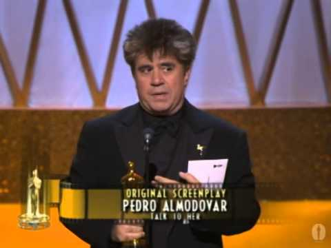 Image result for pedro almodovar oscar