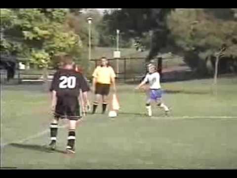 Davis Blue Devils Soccer 2000
