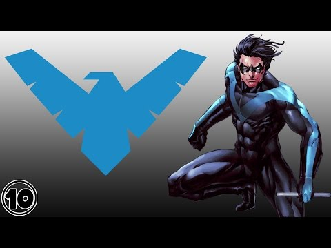 Top 10 Nightwing Surprising Facts