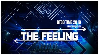 01. BTOB Time This is US - Intro and The Feeling Live Stage [ENG/SUB]