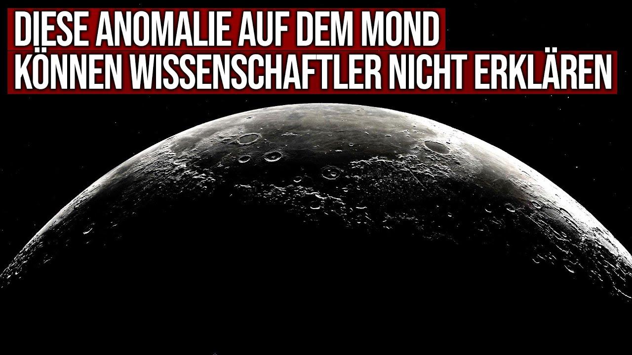 Diese Anomalie auf dem Mond können Wissenschaftler nicht erklären
