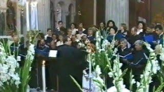 Ι.Μ.Ν. ΑΓΙΟΥ ΜΗΝΑ (Θεία Λειτουργία - Οσίου Αβερκίου - 2000)