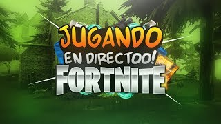 [ DIRECT 2.0 ] PLAYING FORTNITE: Battle Royale * TESTING THE NEW SKIN * MOUNTAIN*