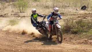 Мотокросс Заречный 2021.05.10. Класс 250 - 1й заезд. Motocross MX 2021. Russia.