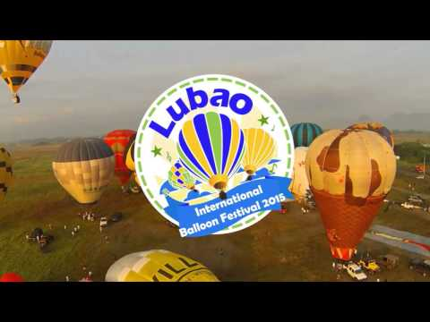 Lubao International Balloon Festival 2015 (Official TVC)
