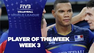 FIVB World League: Week 3 - Player of the Week
