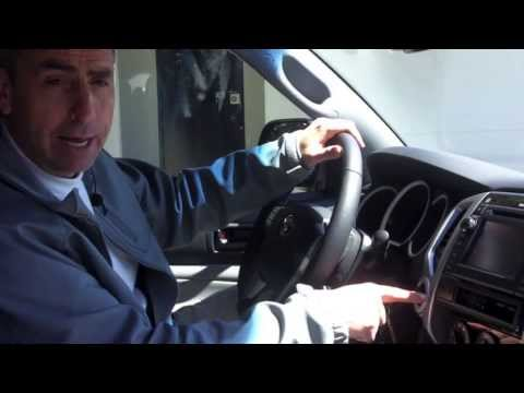 How To: Shift into 4-Wheel Drive (4WD)-Toyota Tacoma or Tundra