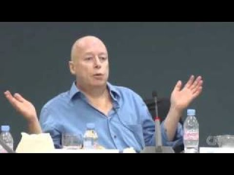 Christopher Hitchens - Pew Research Center Forum with Peter Hitchens