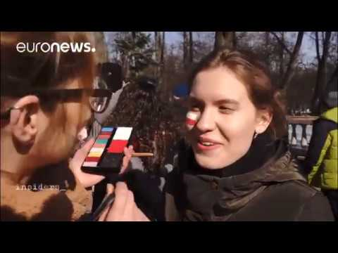 Большой сюжет о Беларуси вышел на «Евроньюс»
