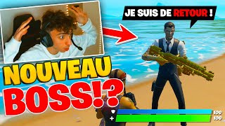 MIDAS EST DE RETOUR ! (BOSS SECRET FORTNITE)