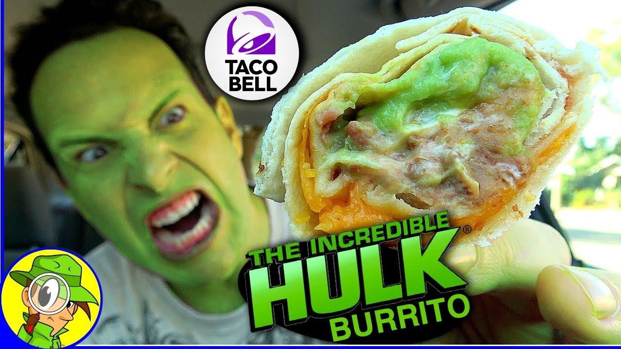 Taco Bell: The Incredible Hulk
