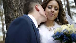 Алексей и Анастасия свадебный клип 2015