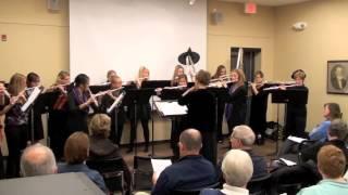 Illinois Valley Flute Ensemble Shenandoah