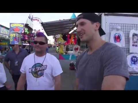 Russell Dickerson Plays Ball with New Country 103.1 Listeners!