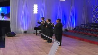 """Cuarteto Nuevo Tiempo - """"Leyes del Tiempo"""" (Auditorio Maria Angola)"""