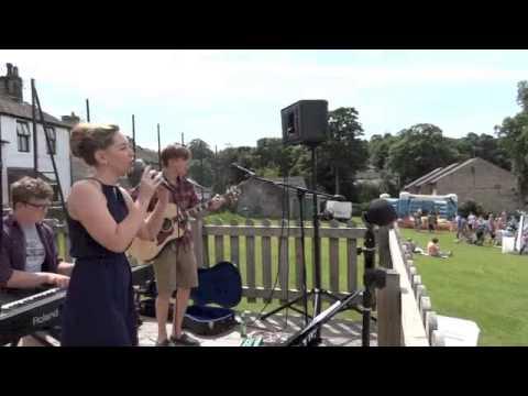 Our Big Chatburn Gig 2013 - Sara Creeney covers Jesse J
