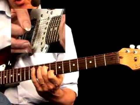 Jump Blues Guitar Lesson - Matthieu Brandt - Broken Chords