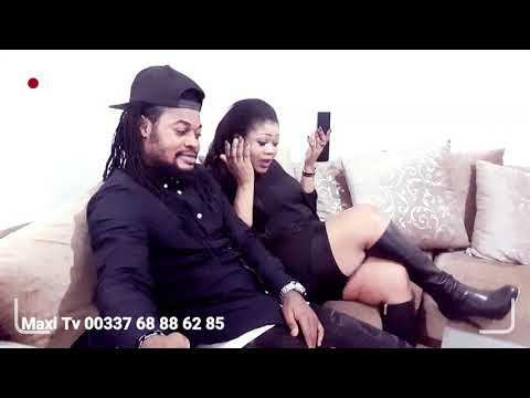 Maxi BONDOWE l'artiste comédienne afingi ba artistes comédiens de Kinshasa