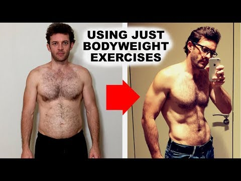 How To Get RIPPED Using Just BODYWEIGHT Workouts 21 Day Step By Step System Sixpackfactory
