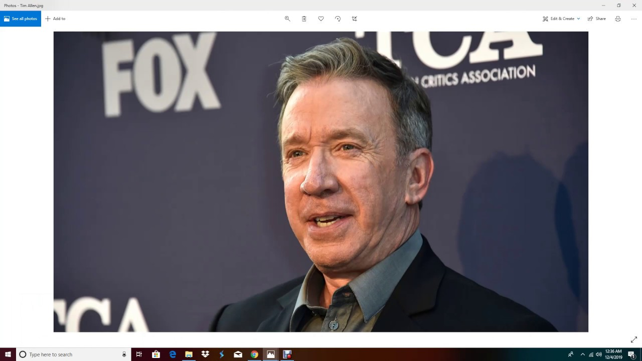 Tim Allen Wants To Say A Certain Slur