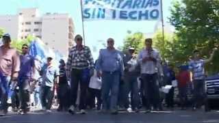 Sindicato Empleados de Comercio - San Martín - Movilización San Miguel