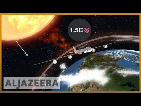 🌍COP24: Solar geoengineering may help limit global warming | Al Jazeera English