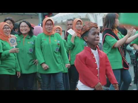Urban Culture Surabaya 2017 - Samsat Pesona Pajak Seribu Bunga