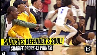 Sharife Cooper DESTROYS Defender w/ CRAZY Ankle Breaker! Drops 42 In 2ndPlayoff Game!!