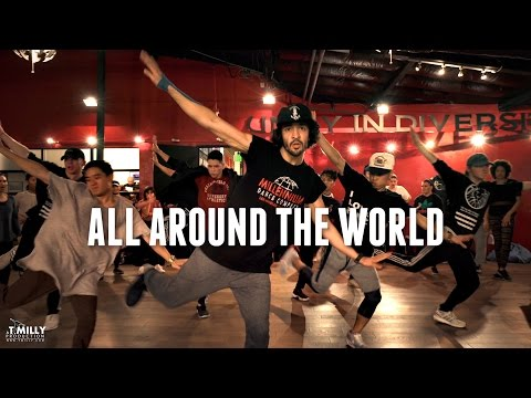 Justin Bieber - All Around The World - Choreography by Alexander Chung - Filmed by @TimMilgram