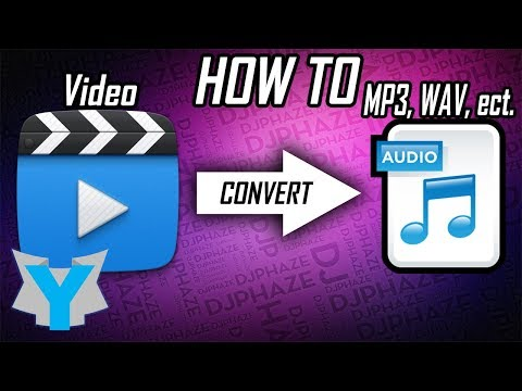 [Tutorial] Converting Video into WAV, MP3, And Other Formats | with VSDC Video Editor