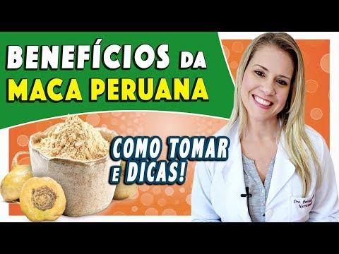 Benefícios Maca Peruana - Para Que Serve e Como Tomar [EFEITOS COLATERAIS?]